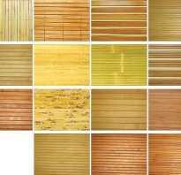 Разновидности бамбуковых панелей