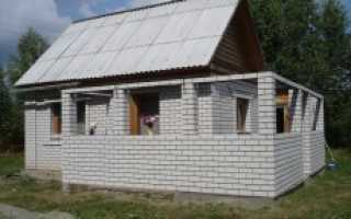 Строим своими руками дом из кирпича