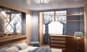 Примеры объединения балкона с комнатой