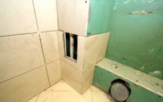 Как обшить ванную комнату гипсокартоном под плитку