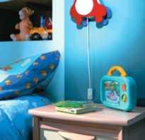 Как выбрать детский потолочный светильник
