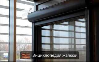 Металлические жалюзи на окна внешние