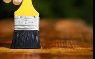Как обработать дерево от влаги и тления