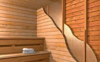 Утепление бани изнутри как всё сделать правильно