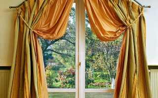 Читайте также шторы на двери и дверные проемы