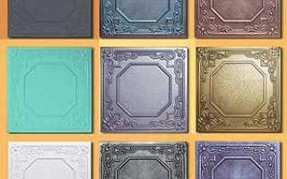 Потолочные плиты из пенополистирола виды чем клеить