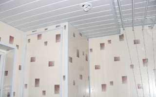 Как установить панели в туалете