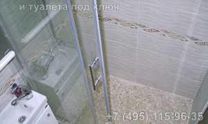 Ванные комнаты с поддоном
