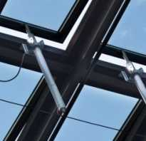 Окнарем установка привода дистанционного открывания окон фрамуг