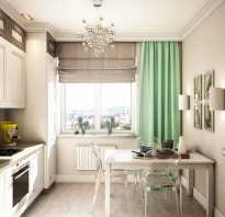 Кухня гостиная 9 кв метров