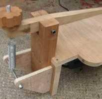 Как сделать самодельный станок из фанеры