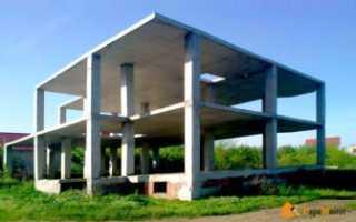 Строительство домов по монолитно каркасной технологии