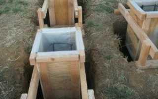 Какой выбрать фундамент для дома из пеноблоков