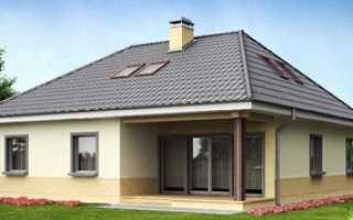 Сложная вальмовая крыша фото