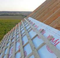 Особенности обрешетки крыши