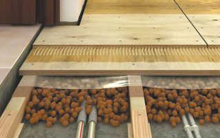 Звукоизоляция деревянного пола на проверенных примерах