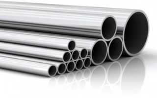 О плюсах труб из нержавеющей стали