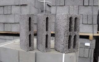 Как можно просто своими руками сделать керамзитные блоки