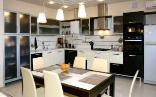 Монтаж потолочных светильников для кухни своими руками