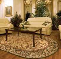 Как выбрать ковер на пол для гостиной