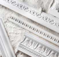 Как правильно подобрать потолочный плинтус к интерьеру