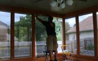 Как клеить тонировочную пленку на окна