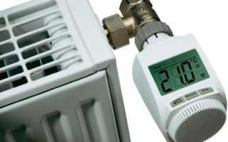 Терморегулятор на радиатор отопления принцип работы