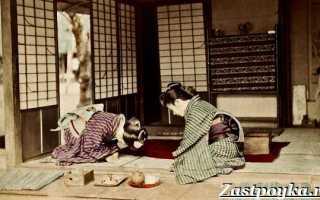 Преимущества японских штор