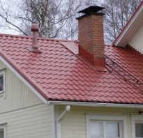 Устройство крыши под металлочерепицу пошаговая инструкция