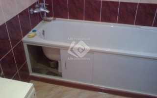 Нужно ли выкладывать плитку за ванной