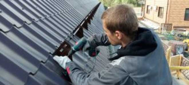 Снегозадерживающие устройства на крыше