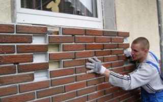 Клинкерные панели для фасада без утеплителя