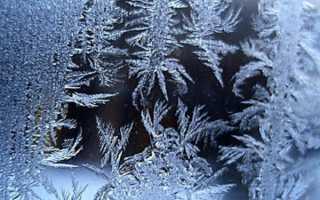 Как помыть окна зимой ответят мастера