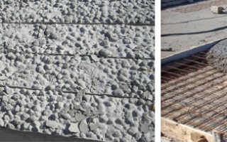 Состав керамзитобетона стяжки пола пропорции 200 бетона