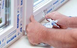 Как легко снять пленку с пластиковых окон