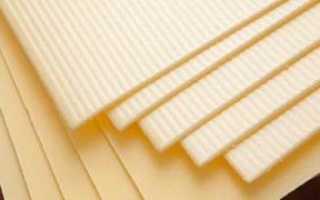 Выбор подложки под линолеум на деревянный пол