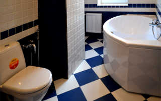 Основные правила самостоятельной укладки плитки в ванной