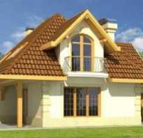 Слои мансардной крыши