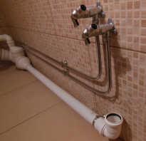 Какие трубы для водоснабжения выбрать