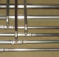 Нержавеющая труба для водопровода преимущества