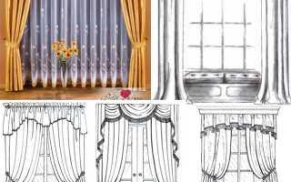 Какими бывают салоны штор
