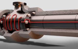 Кабели для поверхностного обогрева трубопроводов