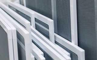Особенности монтажа москитных сеток на пластиковые окна
