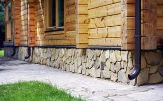 Каким материалом лучше отделать цокольную часть постройки