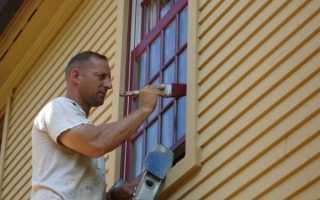 Какой краской лучше красить деревянные окна