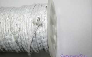 Как сделать утяжелители для штор своими руками
