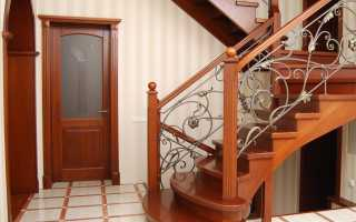 Из какой породы дерева лучше делать лестницу