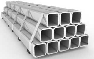 Классификация алюминиевых труб