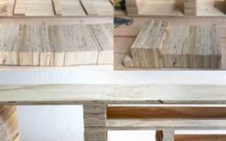 Как самостоятельно сделать мебель в домашних условиях