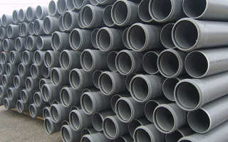 Труба полипропиленовая для канализации
